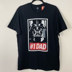 Old Navy Shirts - OLD NAVY . Star Wars #1 Dad . L